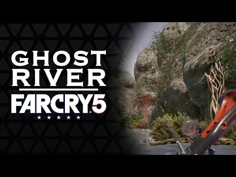 FAR CRY 5 - GHOST RIVER | Arcade Mode Map [FC5]