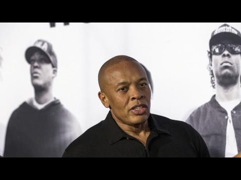Dr. Dre Addresses His Abusive Past
