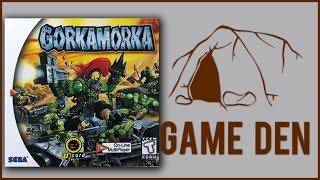 GorkaMorka Video Game (Dreamcast/PC) -Game Den