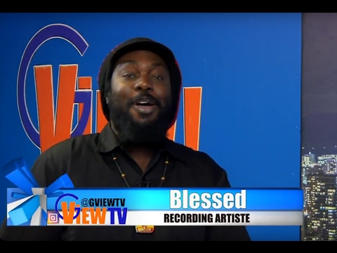 Blessed - Cry Everyday OFFICIAL VIDEO [Cyber World Riddim] World Premiere
