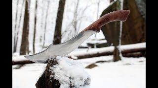 Knife making - Elven blade