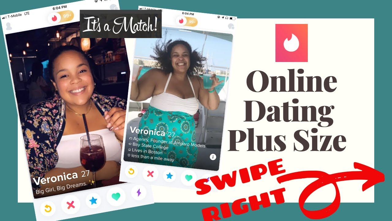 PLUS SIZE DATING! - TINDER, SEX, ONE NIGHT STANDS & MORE