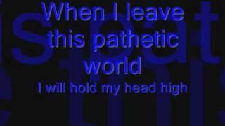 Dark Funeral - My Funeral Lyrics!!