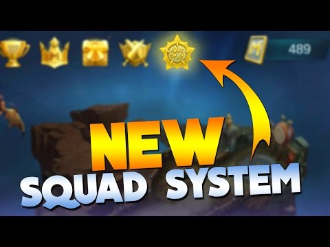 Mobile Legends NEW SQUAD SYSTEM! +NEW AFK Punishment!