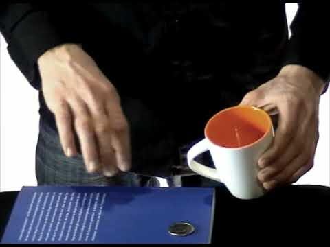 Münze Durch Buch Zaubertricks Erklärt Youtube