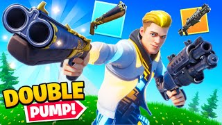 Double Pump is Back in Fortnite (Overpowered)