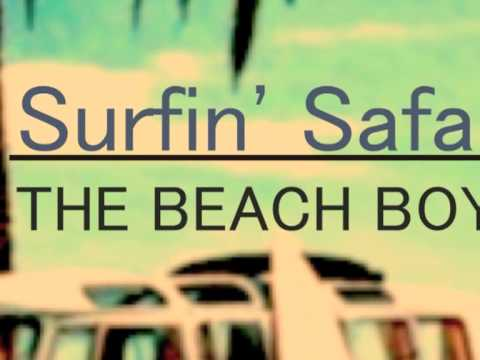 The Beach Boys  Surfin' Safari  Remastering