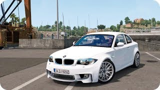 "[""BMW"", ""1M"", ""M1"", ""E82"", ""ETS2"", ""1.35"", ""Euro Truck Simulator 2"", ""euro truck simulator 2"", ""ets2 cars"", ""ets 2 cars"", ""ets2 mods"", ""acceleration"", ""top speed"", ""test drive"", ""driving"", ""review"", ""interior"", ""presentation"", ""bmw"", ""bmw ets2"", ""ets2 bmw"