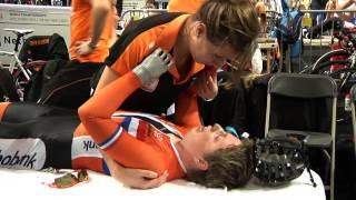 WK Paracycling baan 2015 - Alyda voor de derde keer wereldkampioen