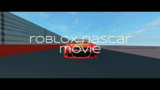 roblox nascar film dvd menu