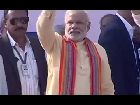 Narendra Modi to address rallies in India's north-east today
