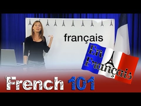 French For Beginners| Alphabet and Greetings