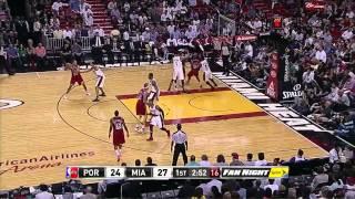 Rockets/Grizzlies/Heat Box Post Curl [The Shane Battier Play]