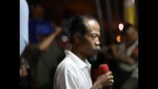 Musisi Keroncong di Bakmi Kadin Yogyakarta