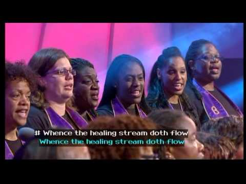 BIRMINGHAM COMMUNITY GOSPEL CHOIR-GUIDE ME, O THOU GREAT JEHOVAH