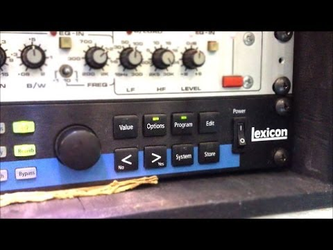 lexicon mpx1 multiple effects processor guitar studio review youtube rh youtube com lexicon mpx 1 manual pdf lexicon mpx 1 manual pdf