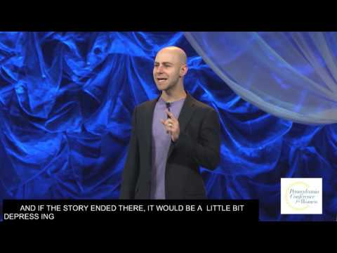 Adam Grant Speaks at the 2016 PA Conference for Women