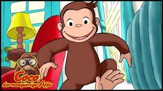 Coco der Neugierige Affe Deutsch🐵Coco auf Rollschuhen 🐵Ganze Folgen🐵Cartoons für Kinder