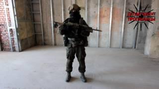 DonbassPRO-Tactics - урок 1 - безопасное обращение с оружием
