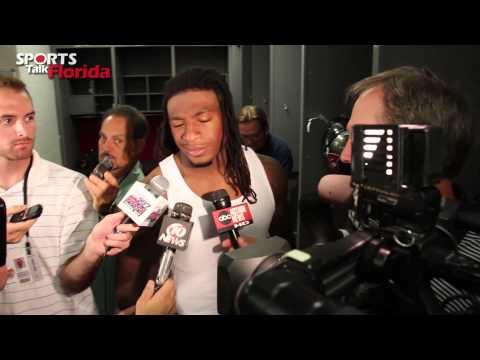 "Tampa Bay Buccaneers Dashon Goldson ""I just play hard"""