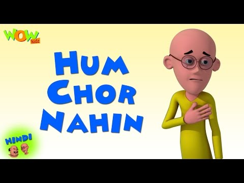 Hum Chor Nahin - Motu Patlu in Hindi WITH ENGLISH, SPANISH & FRENCH SUBTITLES thumbnail