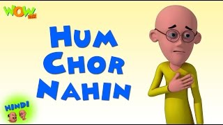 Hum Chor Nahin - Motu Patlu in Hindi WITH ENGLISH, SPANISH & FRENCH SUBTITLES