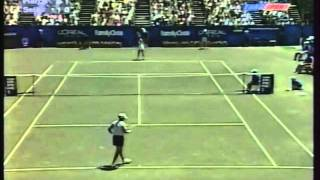 Mary Pierce vs Monica Seles Hilton Head 2000