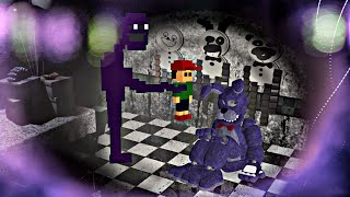 METIENDO un ALMA dentro de BONNIE | Five Nights at Freddy's: Killer in Purple