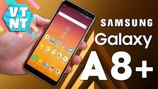 Samsung A8 Plus 32gb Обзор