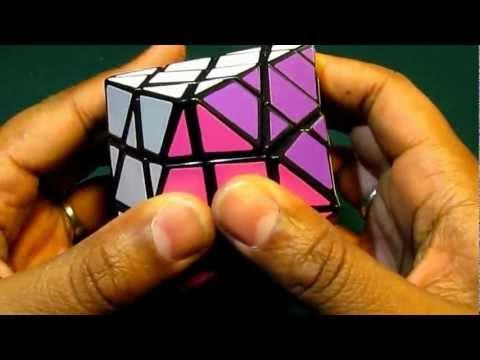 4x4 Truncated Cube Unboxing