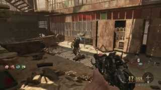 Black Ops 2: Zombies - Buried - How To Build The Nav Card Table - Step By Step - 720p Hd