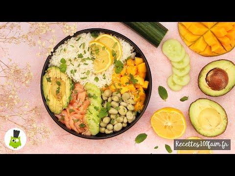 recette-|-poke-bowl-saumon,-avocat,-mangue-&-concombre