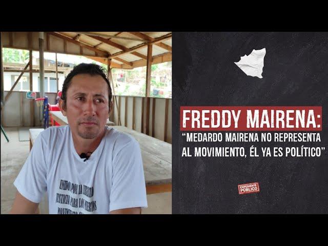 Freddy Mairena: