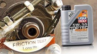 Liqui Moly Top Tec 4200 5W30 Longlife III Jak skutecznie olej chroni silnik?
