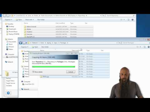 Moving Your PDQ Deploy Package Repository