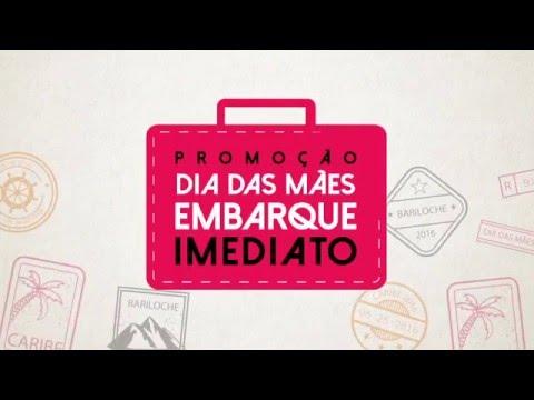 Promoção Dia das Mães Embarque Imediato - Inverno 2016 - ...