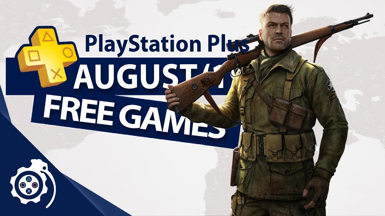 Ps+ August