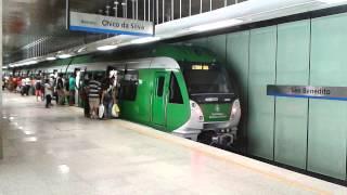 Estação São Benedito do Metrô de Fortaleza [ METROFOR ]
