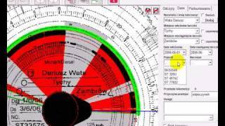 Tachospeed - Odczyt i zapisywanie wykresówek tachografu analogowego
