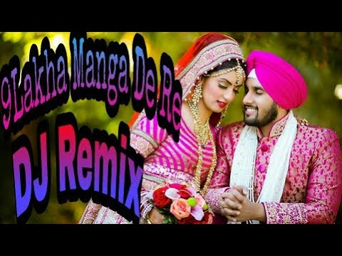 Mujhe naulakha manga de re | Dj Dholki mix | sharabi | old hindi song remix | Hd video| ...by parwez