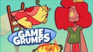 Cookin' With Fire (by Team Egg) - Game Grumps Animated