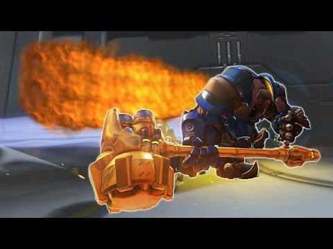 Overwatch - The SUPER Charge!