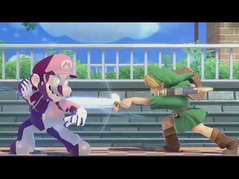 Super Smash Bros. Ultimate - All New Game Mechanics