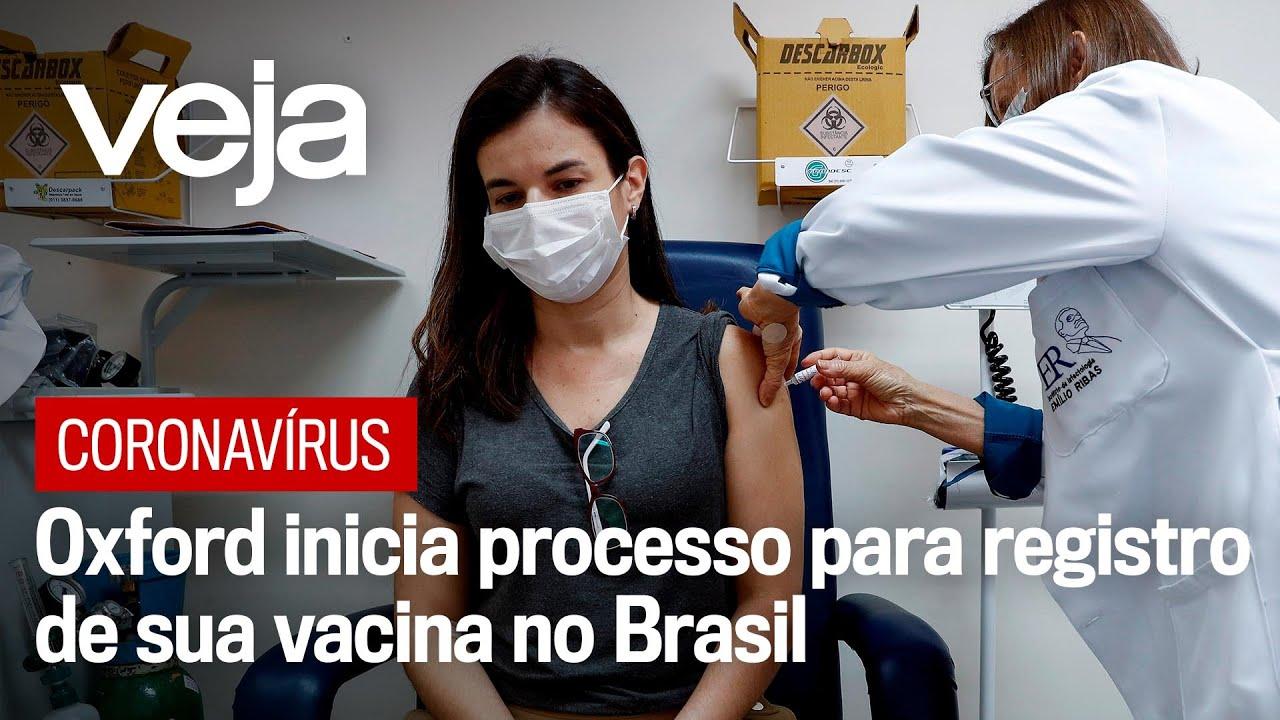Oxford inicia processo para registro de sua vacina contra o coronavírus no Brasil