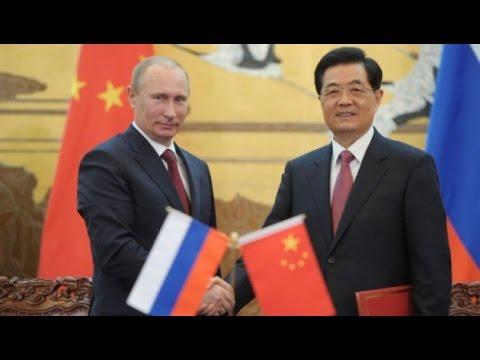 China and Russia Creating Non-NATO Coalition