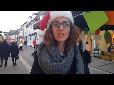 WLBSE! Presents...Christmas Fayre 2017 arc, Apex and St John's St