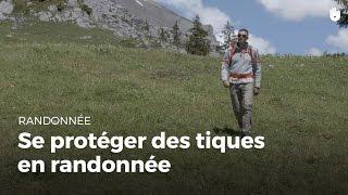 Comment se protéger des tiques en randonnée | Randonnée