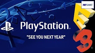 PS4 Takes 3rd Place At E3 2019 Without Showing Up; Ghost of Tsushima Coming 2019; TLOU2 Feb 2020!