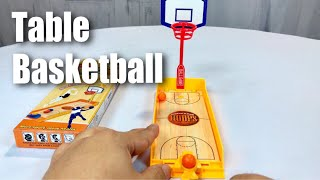 Kids Mini Table Finger Basketball Game Toy by OrliverHL review