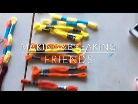 Guide for Teachers:                          Making & Breaking Friends